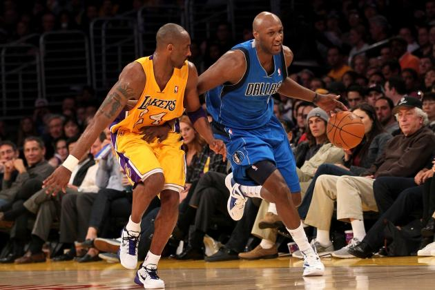 Lamar Odom: More Missed Time for Forward Means Lost Season Will Continue