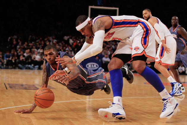 Carmelo Anthony on the New York Knicks' Trading Block: Why It Should Happen