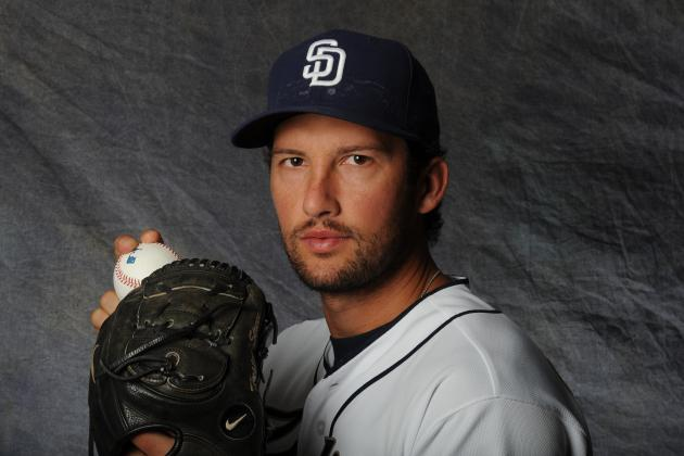 San Diego Padres Spring Training, Part 2: Bullpen