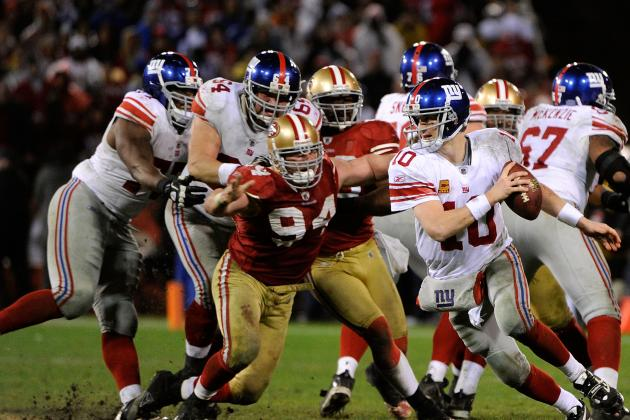 2012 New York Giants Offseason Offense: A Position-by-Position Look
