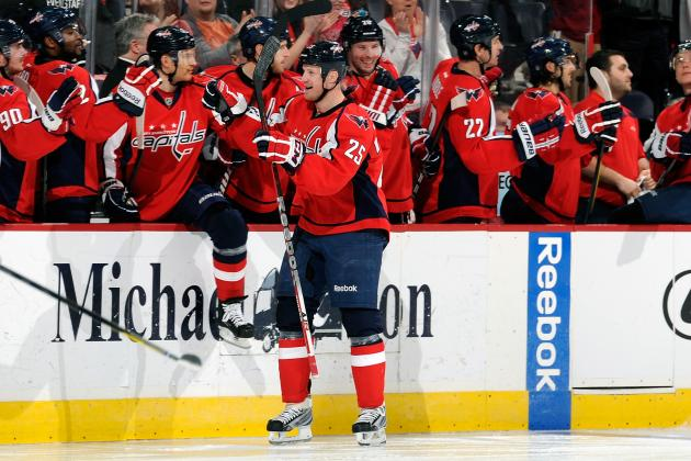 NHL Trade Deadline 2012: Were the Washington Capitals Right to Stand Pat?