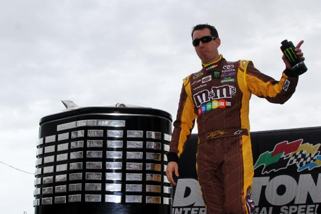 Daytona 500 2012: Kyle Busch Is Average in a Ludicrous Race