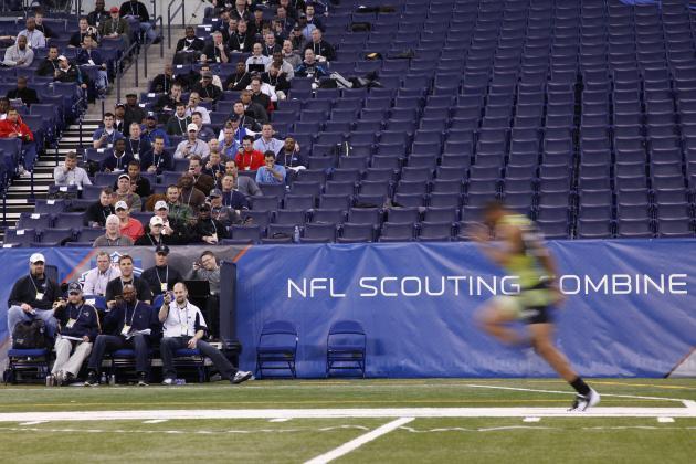 Josh Robinson Combine: Combine's Fastest Man Sends His Draft Stock Soaring