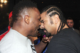 Dereck Chisora Banned by the WBC After a String of Distrubing Acts