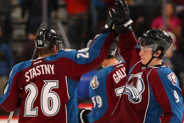 Colorado Avalanche: The Final Push