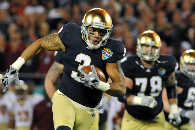 2012 NFL Draft: Michael Floyd Could Be Weapon That Takes Flacco, Ravens to Top
