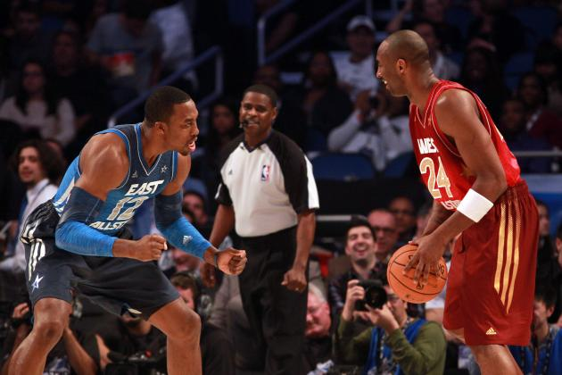 Dwight Howard, Kobe Bryant Need to Know When to Shut Up