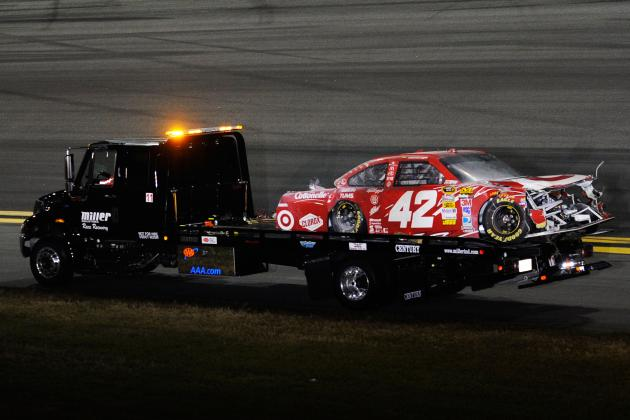 Daytona 500: Could Juan Pablo Montoya Have Averted a Near Tragedy?