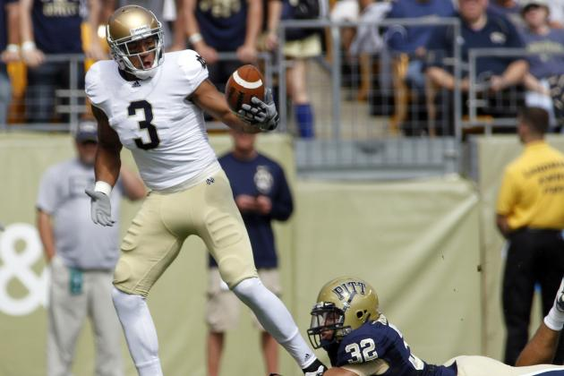 2012 NFL Draft: New Orleans Saints Should Trade Up for WR Michael Floyd