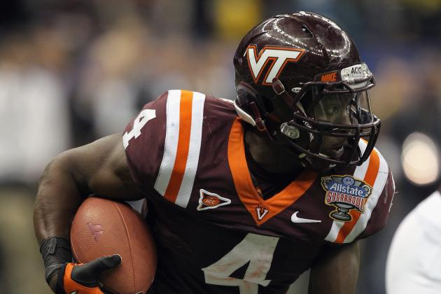 Va Tech's Wilson: Part Rice, Part Craig?