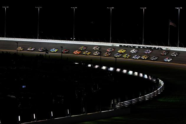 Daytona 500 2012: Was a Monday Night Race Positive or Negitive for NASCAR?