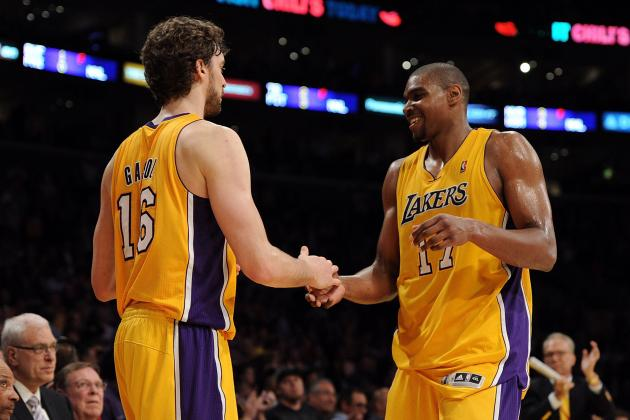 NBA Trade Rumors: Could Bynum, Gasol for Howard Lure Deron Williams to Lakers?
