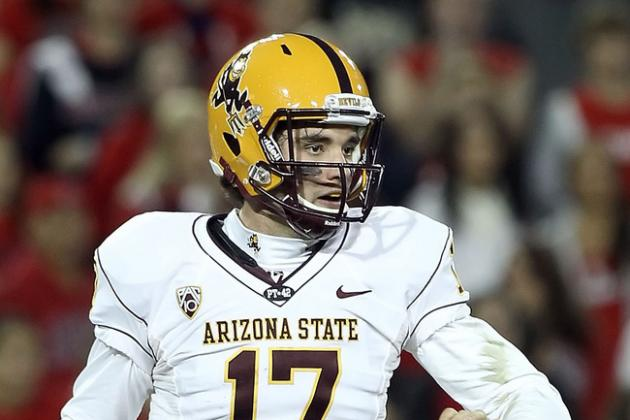 NFL Draft 2012: Finding the Perfect Backup Quarterback for Tom Brady