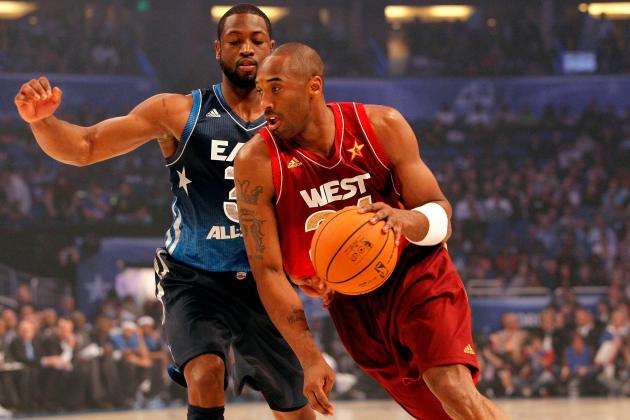 Dwyane Wade Apologizes to Kobe Bryant About Nose-Fracturing Foul