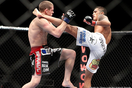 Anthony Pettis: Benson Henderson Doesn't Want to Fight Me
