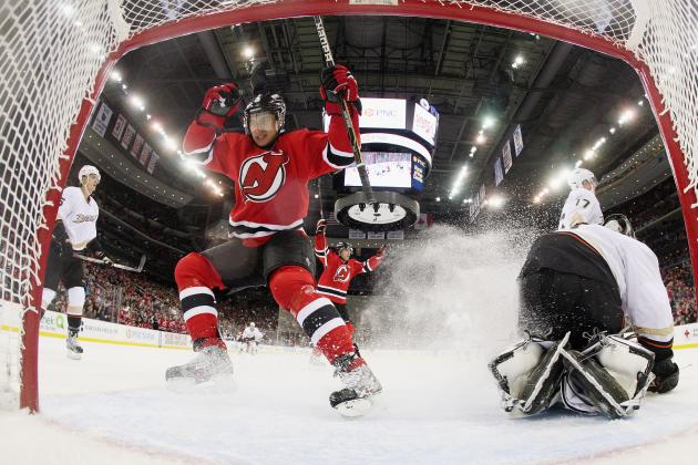 NHL Trade Deadline 2012: Grading the New Jersey Devils
