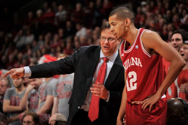 Indiana Basketball: Tom Crean Should Be the Naismith College Coach of the Year