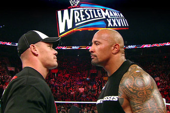 WWE vs. the Rock: John Cena Takes 2-0 Series Lead on RAW,
