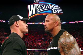 WWE vs. the Rock: John Cena Takes 2-0 Series Lead on RAW,