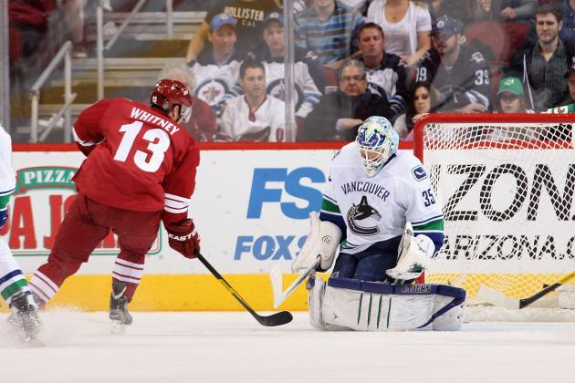 Hot Phoenix Coyotes Well Positioned for a Playoff Run
