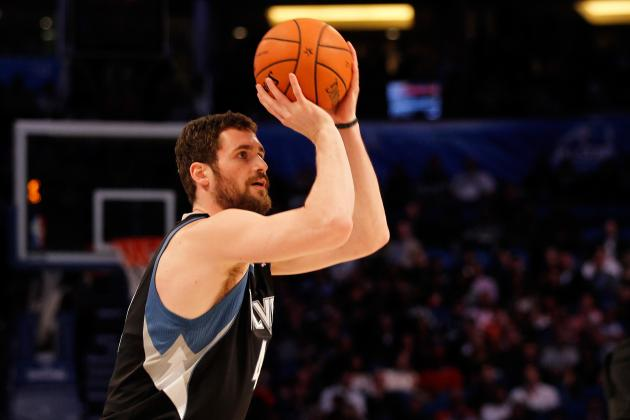 NBA Power Rankings: Why Kevin Love Is Better Than Blake Griffin