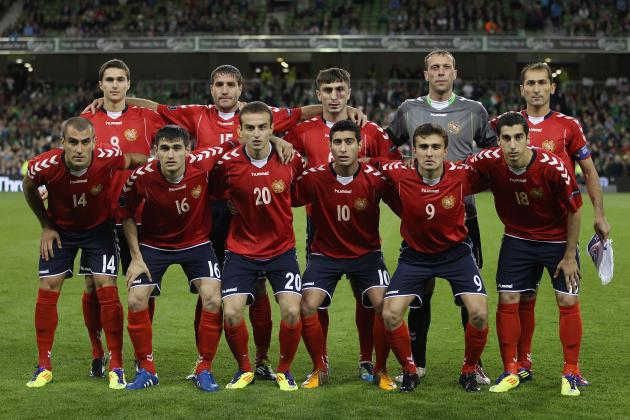 Armenia vs. Canada: Preview, Live Stream, Start Time and More