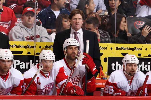 Detroit Red Wings: Getting Top Seed in Western Conference Might Be Impossible