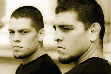 The Stigma That Follows the UFC's Diaz Brothers