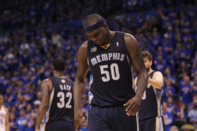 Zach Randolph Injury: Memphis Grizzlies Still Haven't Cleared Z-Bo for Contact