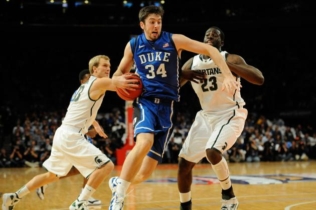 Duke Basketball: Why Ryan Kelly Is the Biggest Key to Winning in March