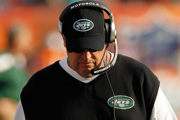 New York Jets: How Safe Is Rex Ryan?