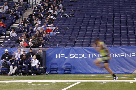 NFL Combine 2012 Results: Overrated Workout Warriors Heading into Pro Days