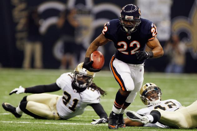 Franchise Tag Deadline Nears for Chicago Bears, RB Matt Forte