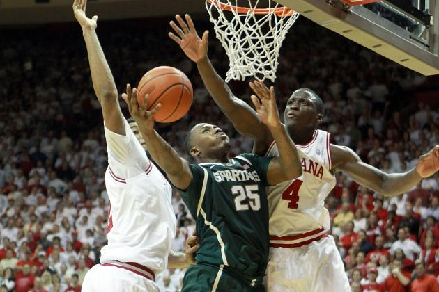 Indiana Hoosiers Knock off No. 5-Ranked Spartans in Convincing Fashion