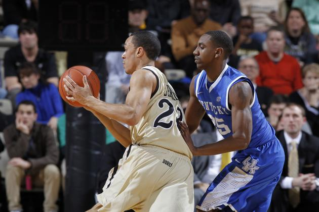 Vanderbilt Basketball: Strong SEC Tournament Showing Could Mean a Four-Seed