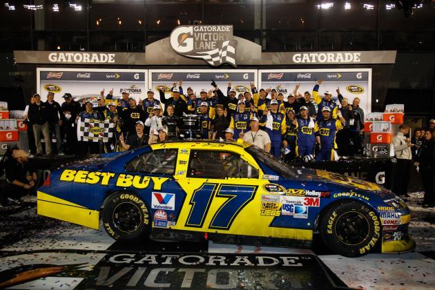 NASCAR Power Rankings: Daytona