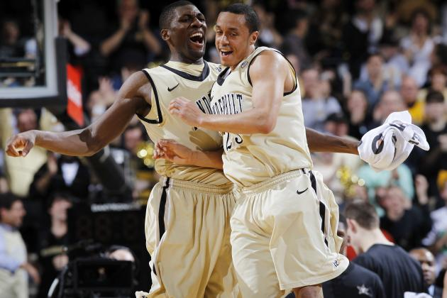 Vanderbilt Basketball: No.16 Florida Gators Get Upset in Nashville