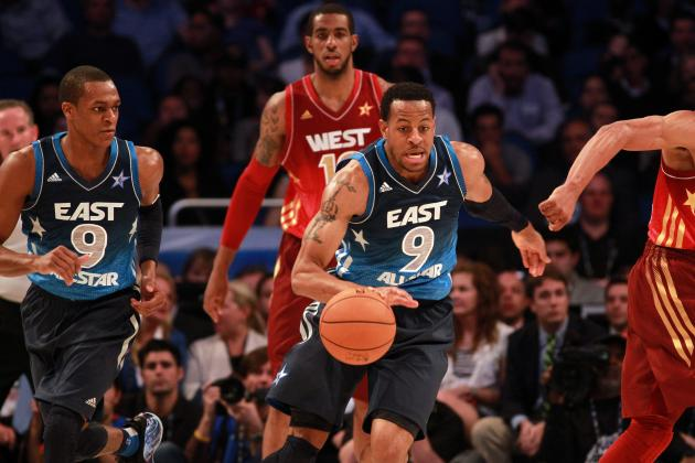 2012 NBA All-Star Game Showed Downward Spiral for League