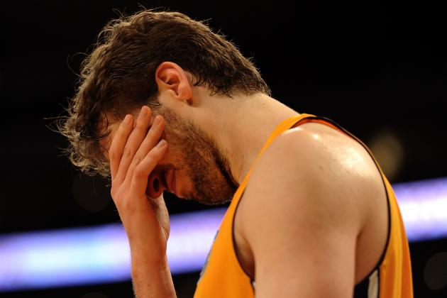 Pau Gasol Trade Rumors Tracker: Latest Updates for LA Lakers Star