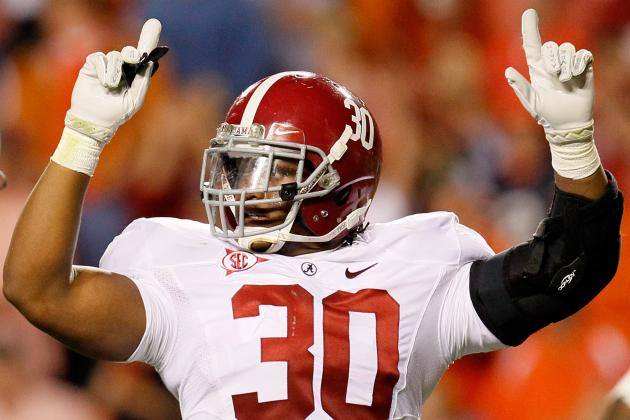 2012 NFL Draft: 3 Linebackers the New England Patriots Should Target in Round 1