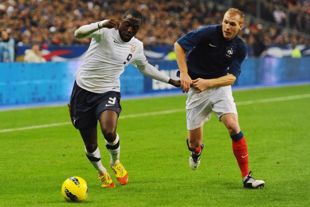 USA vs. Italy: Jozy Altidore Needs to Step Up for Depleted American Squad