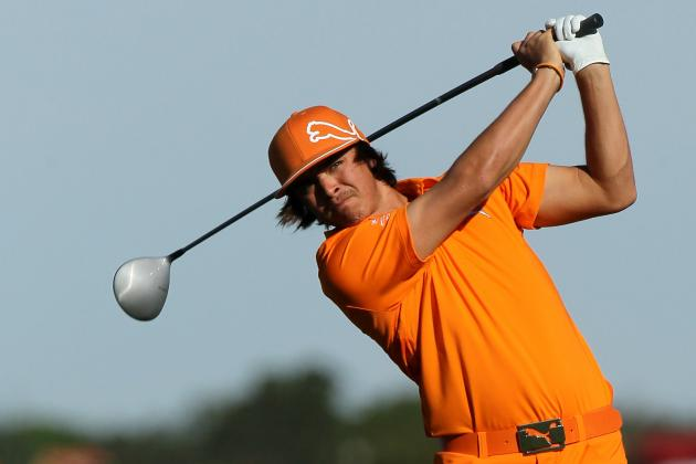 Rickie Fowler: The Anna Kournikova of the PGA