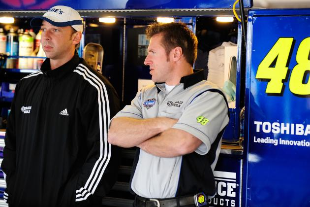 Daytona 500 2012: Jimmie Johnson's No. 48 Team Gets Major Penalty for Infraction