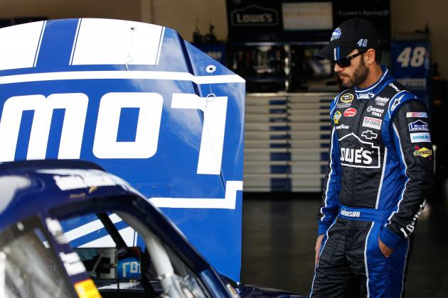 Jimmie Johnson, Chad Knaus Hit Hard by Daytona Penalties