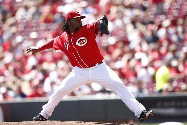 Johnny Cueto Is a Legitimate Cy Young Contender in 2012