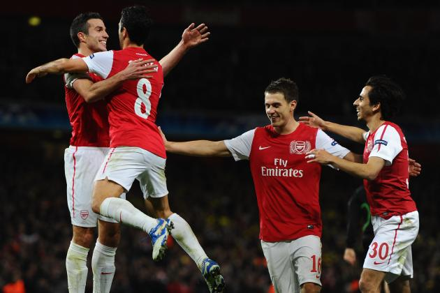 Robin Van Persie Will Stay at Arsenal, Says Mikel Arteta