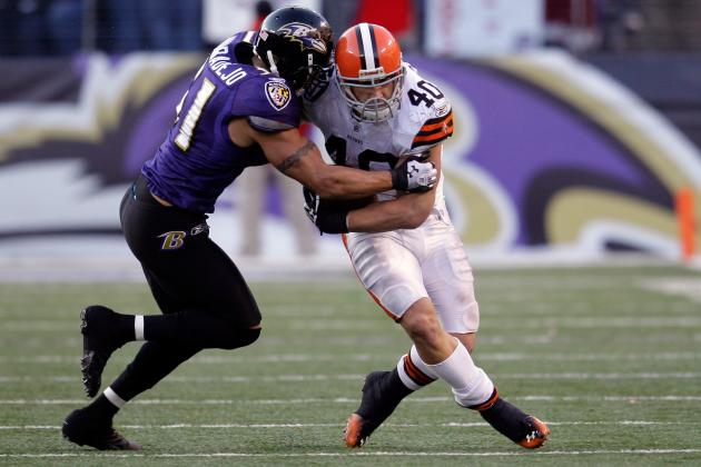 2012 NFL Free Agents: Baltimore Ravens Lose If Brendon Ayanbadejo Leaves