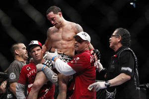 Frankie Edgar Wants Immediate Rematch with Benson Henderson, Will Stay at 155