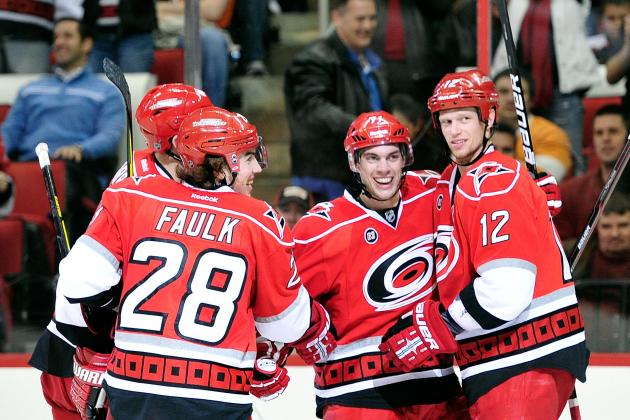 Carolina Hurricanes: Injuries, Trade Inactivity Gives Youngsters an Opportunity