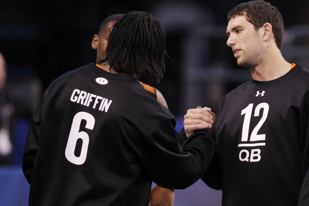 Andrew Luck, Robert Griffin III and Others:  What Does the NFL Combine Tell Us?